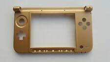 Nintendo 3DS XL Gehäuse original Unterteil, gold