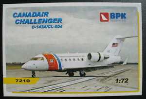 BPK-7210-CANADAIR-CHALLENGER-C-143A-CL-604-1-72-Bausatz-Big-Planes-Kits