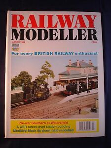1-Railway-modeller-March-1999-Contents-page-shown-in-photos