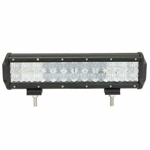 Auxbeam 12 inch 72w cree led light bar spot flood straight off road image is loading auxbeam 12 inch 72w cree led light bar aloadofball Image collections