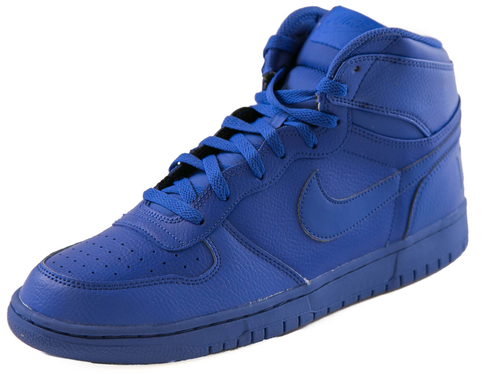 The latest discount shoes for men and women Men's Big Nike High Basketball Shoes University Blue