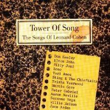"LEONARD COHEN ""TOWER OF SONGS/SONGS OF COHEN"" CD NEU"