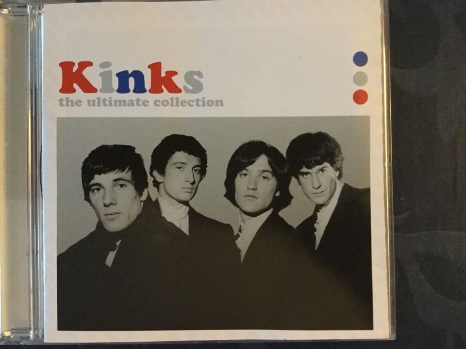 Kinks: The Ultimate Collection , pop
