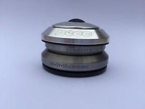 42-47.2mm  Head Tube MTB Road Bike Headset NECO 1-1//8 Straight Fork