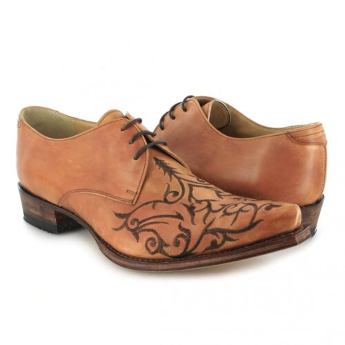 Sendra Boots 7650 Beige Western Chaussure Suede