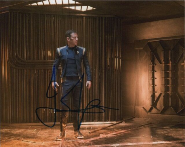 Jason Isaacs Star Trek Discovery Autographed Signed 8x10 Photo COA #A6