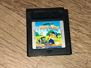 Legend-of-the-River-King-Nintendo-Game-Boy-Color-Tested-Battery-Saves-Authentic