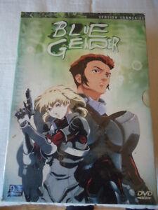 Nuevo-Lote-Azul-Gender-VF-Integral-Serie-Serie-Estuche-Manga-Supernenas