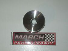 March Performance 725 Polished Idler Pulley Chevygmc Truck 85 93 Ford Mustang