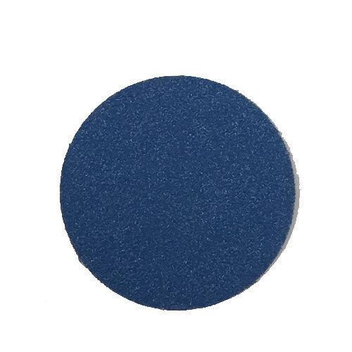 """50-3/"""" Roloc Zirconia Quick Change Sanding Disc 80 Grit and Mandrel"""