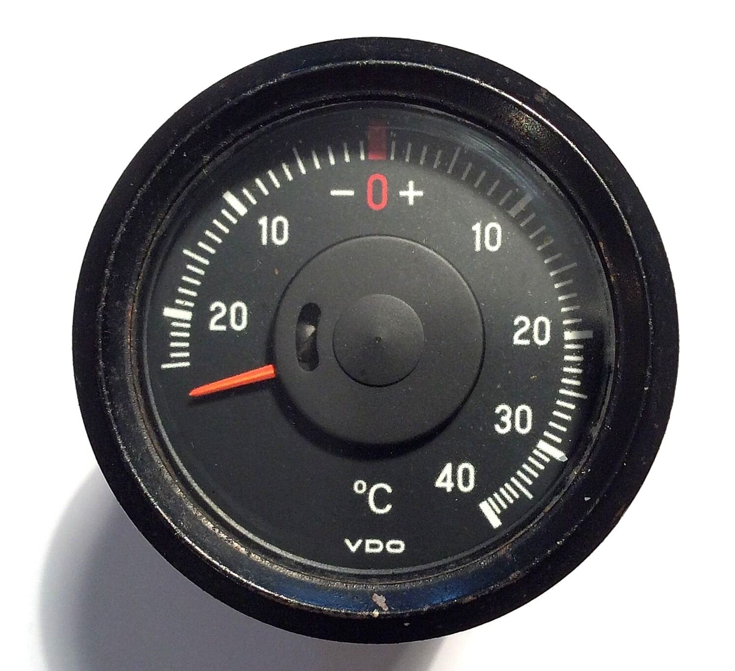VDO  Electrical Outside Air Temperature Indicator