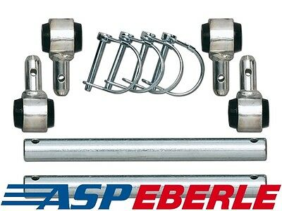 "Stabistange 4"" Sway Bar Disconnects Set Jeep Wrangler YJ 87-95"