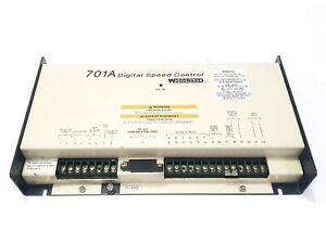 WOODWARD 8280-192 701A DIGITAL SPEED CONTROL REV.B / BY DHL, FEDEX
