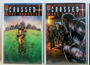 Avatar-Press-Comics-Crossed-One-Hundred-Issues-14-15-2015-VF-NM