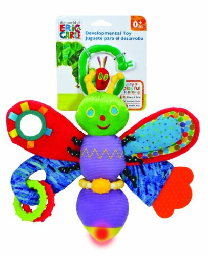 Developmental  Firefly with Light by Kids Preferred New, World of Eric Carle