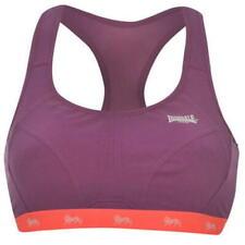 item 1 Lonsdale Sports Crop Bra Top RACER BACK 28-38 A B C D DD E Ladies  Gym Fitness -Lonsdale Sports Crop Bra Top RACER BACK 28-38 A B C D DD E  Ladies Gym ... b67badb06