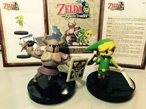 The-Legend-of-Zelda-Spirit-Track-Figurine-Collector-NEUF