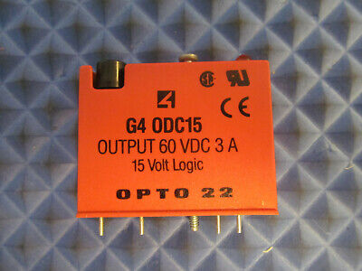 Opto 22 Relay G4 ODC15 new