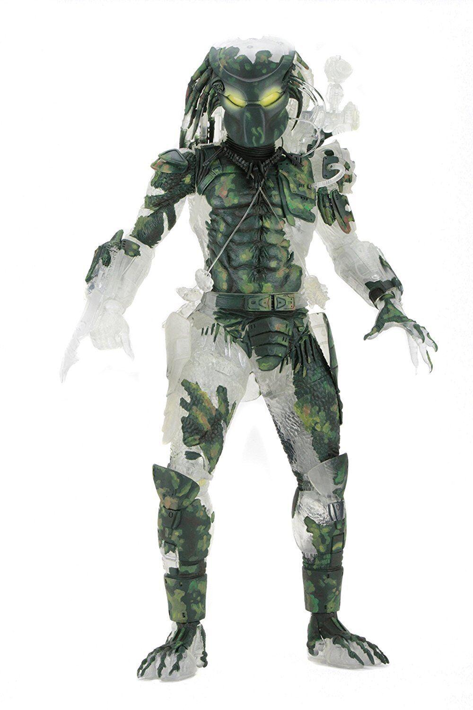 1 4 Scale Figure Prossoator 30th Anniversary Jungle Demon Neca