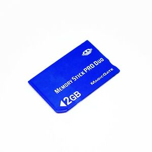 For-Sony-2GB-Memory-Stick-Pro-Duo-MS-Card-2G-for-Sony-Camera-PSP-Recorder
