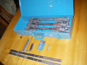 Used Bosch Templet Kit 83038 Deluxe Door Amp Jamb Hinge