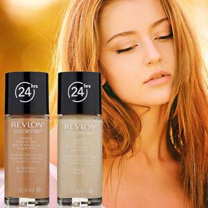 Revlon ColorStay Make Up Oily Skin 30ml Freie Farbauswahl | EBay