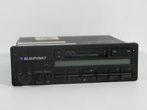 Blaupunkt-Hildesheim-RCR-30A-Vintage-Autoradio-mit-Code-Audi-CC-Radio-Youngtimer
