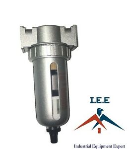 """1/2"""" Particulate filter water trap seperator moisture Compressed Air Auto Drain"""