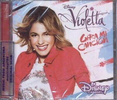 VIOLETTA GIRA MI CANCION SEALED CD NEW 2014 MARTINA STOESSEL TINI