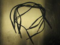 5 Telect 1ft Single Bantam Cables Plug 040-1000-001