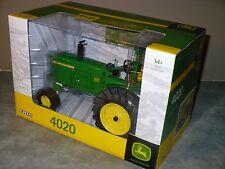4020 1/16 Toy Tractor JOHN DEERE TRACTOR & ENGINE MUSEUM Edition Ertl ROPS