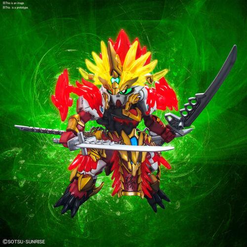 El KI66466 SD Sangoku Sokets Sun Quan Gundam Astray
