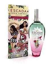 Escada Fiesta Carioca Perfume by Escada, 3.3 oz EDT Spray for Women New