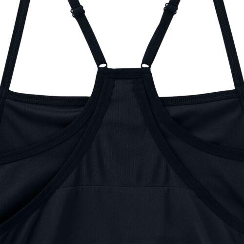 mujer Camiseta tirantes para Nike Gym de sin deportiva tirantes w6OZvqA