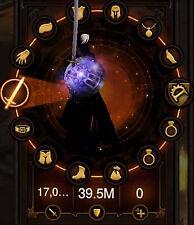 Diablo 3 RoS PS4 [SOFTCORE] Patch 2.5 Modded Monk Set - Solo 150 GRIFT!