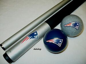 Nfl New England Patriots Billiard Pool Cue Stick Amp Team