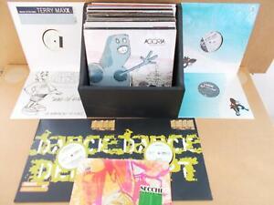 50x-Techno-Trance-House-Minimal-Maxi-12inch-Vinyl-Sammlung-Konvolut-Paket-A103