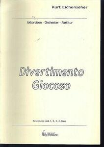 034-Divertimento-Giocoso-034-von-Kurt-Eichenseher-Akkordeon-Orchester-Partitur
