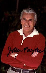 John-Forsythe-Denver-Clan-original-signiert-Autogrammkarte-AK-TOP-NEU-29-UH
