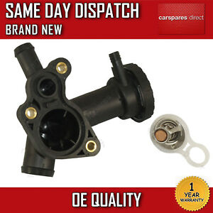MINI-ONE-COOPER-1-6-R50-R52-R53-2001-gt-2007-THERMOSTAT-HOUSING-11537829959