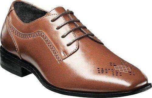 Stacy Adams Boys Somerton Uniform Dress Shoe Pick SZ//Color.