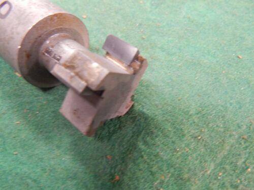 "Carbide Tipped T-Slot Cutter 1.312/"" x .425/"""