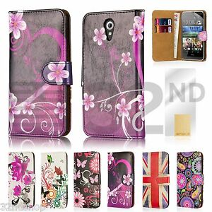 32nd-Book-Wallet-PU-Leather-Case-Cover-for-HTC-Desire-620-Screen-Protector