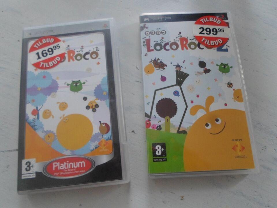 Loco Roco, PSP