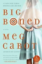 Big Boned: A Heather Wells Mystery -- First 1st Edition