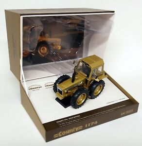 UH-1-32-Scale-6211-Ford-County-1174-Gold-Edition-Diecast-model-Farm-Tractor