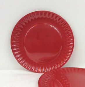 Image is loading HD-Designs-Outdoors-Plates-Plastic-Dishwasher-Picnic-Red- & HD Designs | Outdoors Plates | Plastic | Dishwasher | Picnic | Red ...