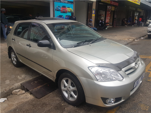 2007 Toyota RunX 160 RS for sale!