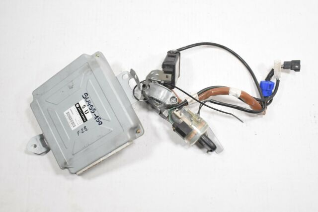 Subaru Forester 5u 2 0 Turbo Engine Control Unit ECU Set Module Kit  22611ah690