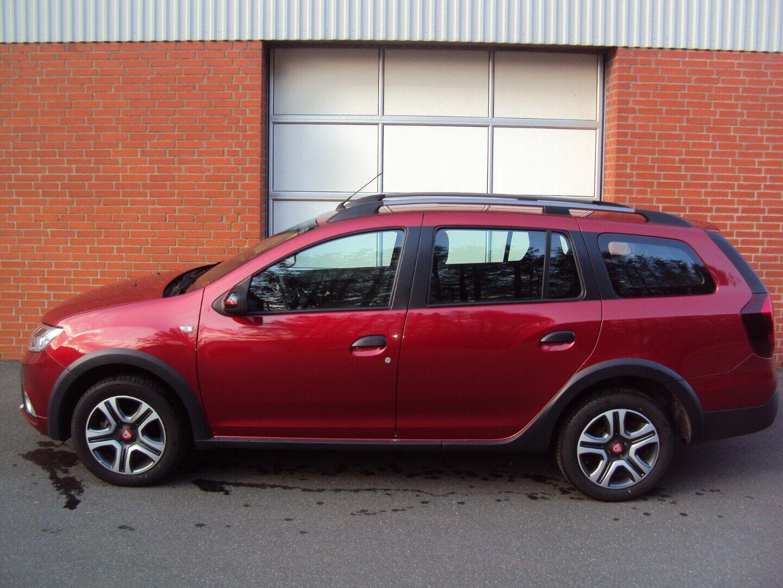 Dacia Logan 0,9 TCe 90 Techroad MCV 5d - 144.900 kr.